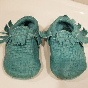 Freshly Picked Shoes - Freshly Picked Moccs - Basket Weave